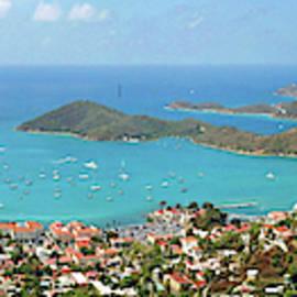 St. Thomas Island Panorama