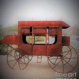 Stagecoach by Mesa Teresita