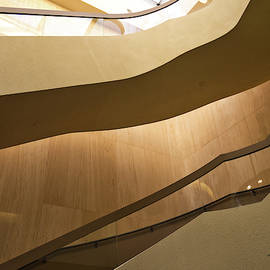 Stairs 3 by Andrea Anderegg