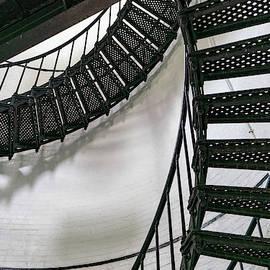 Stairs 3 by Joye Ardyn Durham