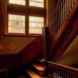 Stairway To Heaven by Kristia Adams