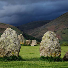 Standing Stones by Nicholas Blackwell
