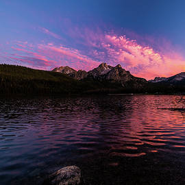 Stanley Lake by Brandyn King