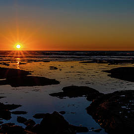 Starburst Sunset by Local Snaps Photography