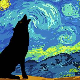 Starry Night by Cliff Wassmann