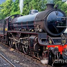 Steam Locomotive 1264 Nymr by Martyn Arnold