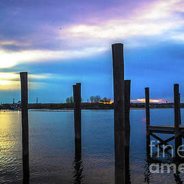 Still Waters at Twilight by Colleen Kammerer