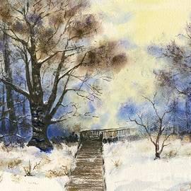 Stillness by Kimberly Saltiel