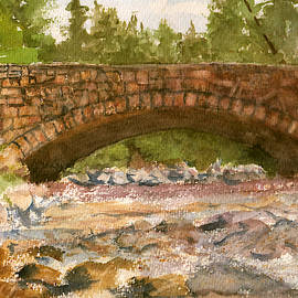 Stone Bridge by Barry Jones
