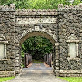 Stony Point State Park Entrance by Kristia Adams