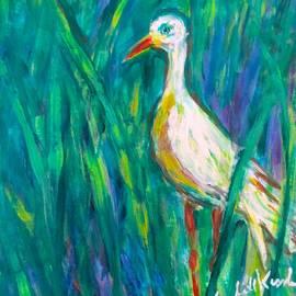 Stork by Kendall Kessler
