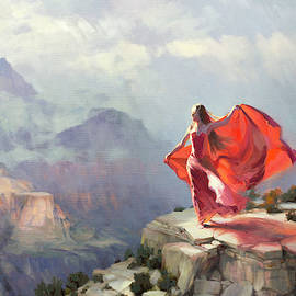 Storm Maiden by Steve Henderson