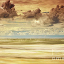 Stormy North Sea by Angela Doelling AD DESIGN Photo and PhotoArt