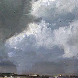 Stormy Weather by Nancy Merkle