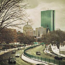 Storrow Drive Boston by Joann Vitali