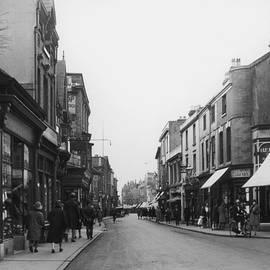Stourbridge Street Scene by Herbert Felton