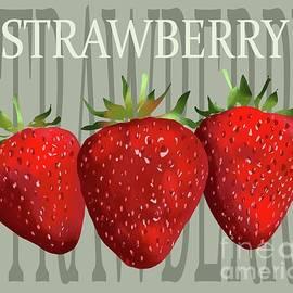 Strawberry 1 by Nesrin Gulistan