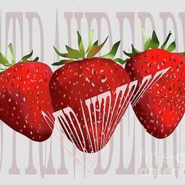 Strawberry by Nesrin Gulistan