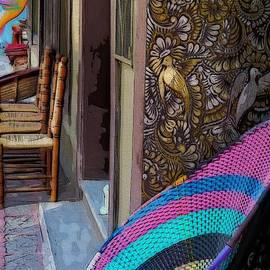 Streets of Sam Miguel de Allende by Diana Rajala