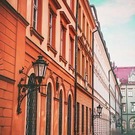 Streets of Wroclaw Poland  by Carol Japp