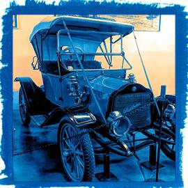 Studebaker Classic Vintage Car Blues by Joan Stratton