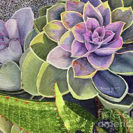 Bonnie Young - Succulents