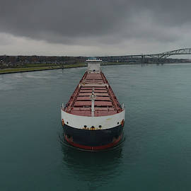 Sullen Skies Over the Algoma Equinox by Gales Of November
