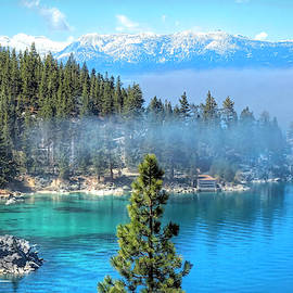 Summer at Lake Tahoe by Donna Kennedy