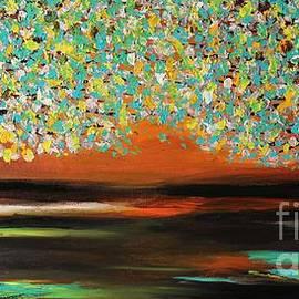 Summer Blooms by Preethi Mathialagan
