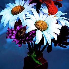 Summer Bouquet With Daisies. by Alexander Vinogradov