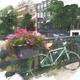 Summer In Amsterdam by Jill Love