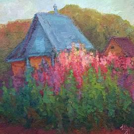 Summer Landscape by Anna Shurakova