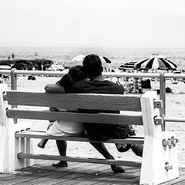 Summer Love at Jersey Shore by John Rizzuto