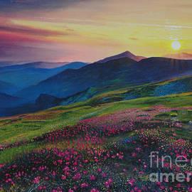 Summer Mountain by Michael Nowak