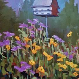 Summer Residence by K M Pawelec