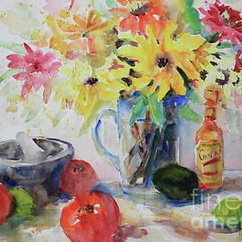 Summer Still Life by Marsha Reeves