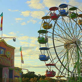 Summer Time is Carnival Time by Dora Sofia Caputo Photographic Design and Fine Art