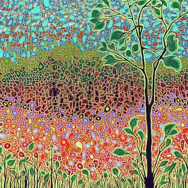 Summer Tree by Karen Williams-Brusubardis