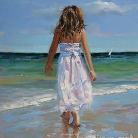 Summer Whites by Laura Lee Zanghetti