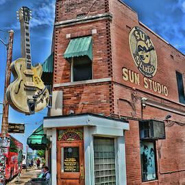 Sun Studios/ Records - Memphis by Allen Beatty