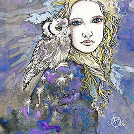 Sun Witch Moon Owl by Katherine Nutt