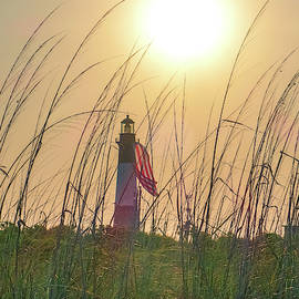 Sundown On Tybee Island by Dan Sproul