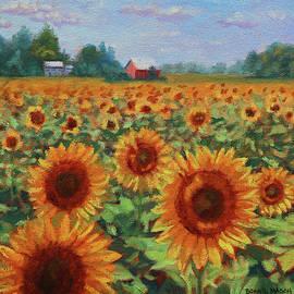 Sunflower Farm by Bonnie Mason