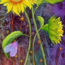 Sunflowers by Teresa Ascone