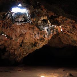 Sunlight Through the Quadirikiri Cave by Stamp City