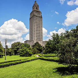 Sunny Day at the Capital by Scott Pellegrin
