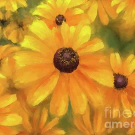 Sunny Pinwheels by Lois Bryan