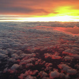Sunrise From Above by Mark Duehmig
