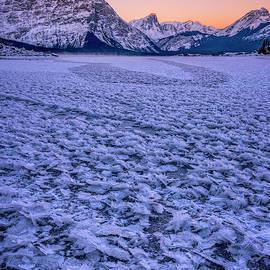 Yves Gagnon - Sunrise in Kananaskis, Alberta Canada