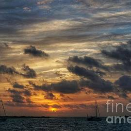 Sunrise in the Dry Tortugas 2 by Dale Kohler